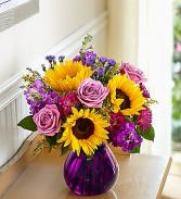 Floral Devotion Arrangement