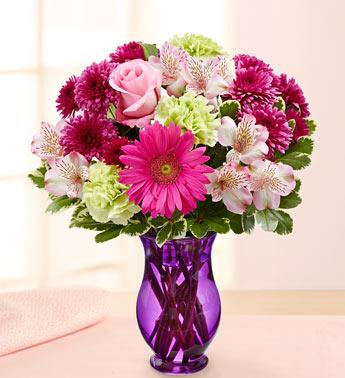 Floral Embrace Arrangement