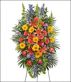 Floral Expressions FSN-0 Funeral Spray