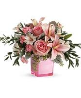 Fab & Pink Floral Bouquet