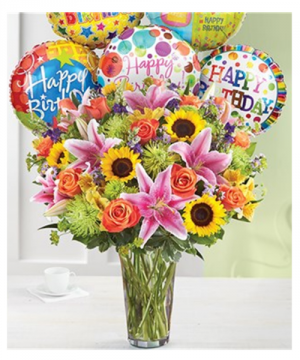 Floral Fanfare Best Seller! in Arlington, TX | Iva's Flower Shop