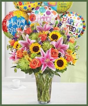 Floral Fanfare Best Seller! in Arlington, TX   Lige Green Flowers