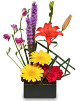 Floral Finesse Arrangement in South Milwaukee, Wisconsin | PARKWAY FLORAL INC.