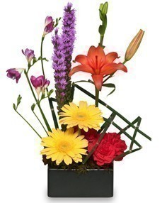 Floral Finesse Arrangement