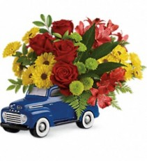 Floral Ford Fantasy one-sided