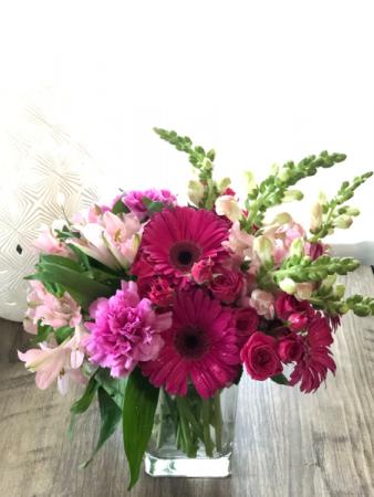 Floral Freshness  Arrangement