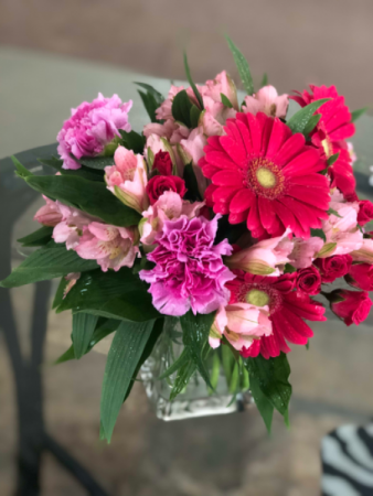 Floral Freshness  Arrangement