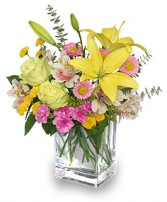 FLORAL FRESHNESS GET WELL SOON DELIVERY