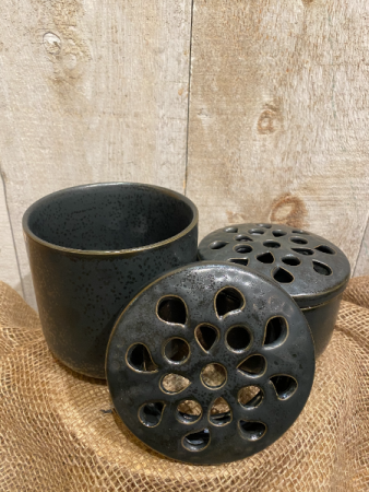 Floral Frog Vases Ceramic vase