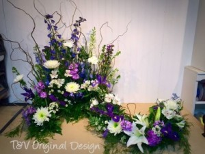 Floral Garden T&V Exclusive  in Appleton, WI | TWIGS & VINES FLORAL