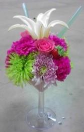 Floral margarita, MO-87 Fresh floral