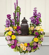 Floral masterpiece