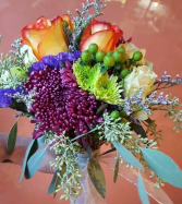 Floral Mix  Handtied Bouquet