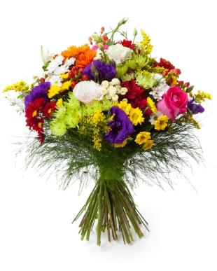 Kaleidoscope of Color Bouquet