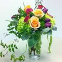 Floral Pop Spring Arrangement
