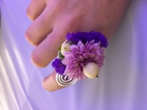 Floral Ring Corsage