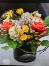 Floral Sangria