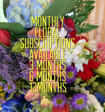 Floral Subscription Floral Subscription