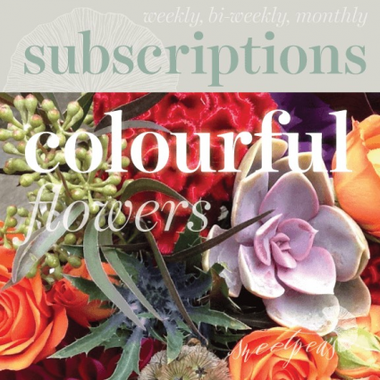 FLORAL SUBSCRIPTION SUBSCRIPTION STARTING AT 200.00