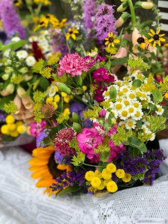 Bouquet Subscription wrapped