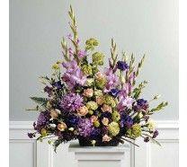 Floral Sympathy Tribute