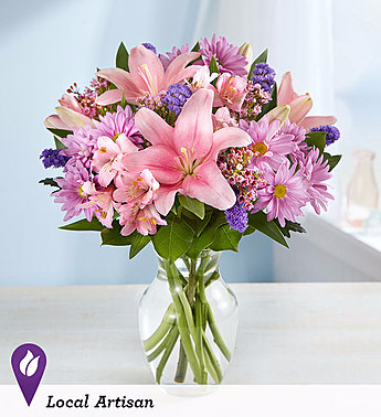 Floral Treasures Bouquet
