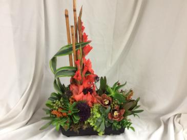 Floral's Embrace Arrangement