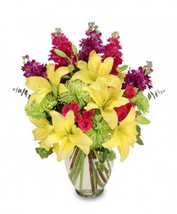 Flor-Elaborate Bouquet