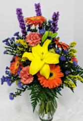 FLORES DE OTOÃ'O AMISTOSO Ramo Floral
