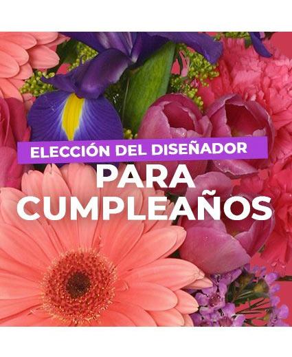 Flores Para Cumpleaños Elección Del Diseñador