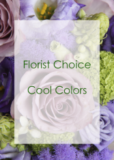 Florist Choice Cool Colors