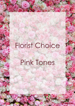 Florist Choice Light Pink