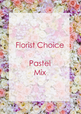 Florist Choice Pastel Mix