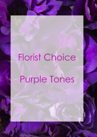 Florist Choice Purple