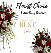 Florist Choice Standing Spray