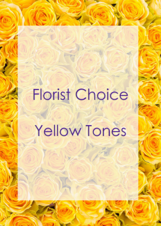 Florist Choice Yellow