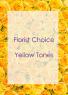 Florist Choice Yellow