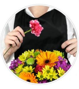 Florist's Choice  Cut Flower Bouquet Cut Flowers, No Vase