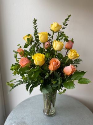 Florist's Choice Dozen Roses  in La Grande, OR | FITZGERALD FLOWERS
