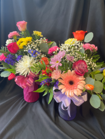 Florists Choice All Occasion Vase Assortment