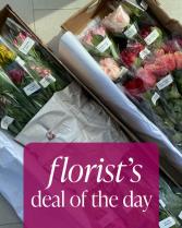 Florist's Deal of the Day Flower Arrangement