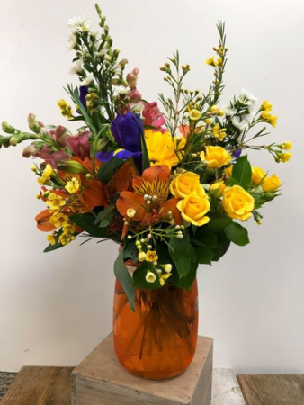 Flower Afternoon Fresh Arrangement