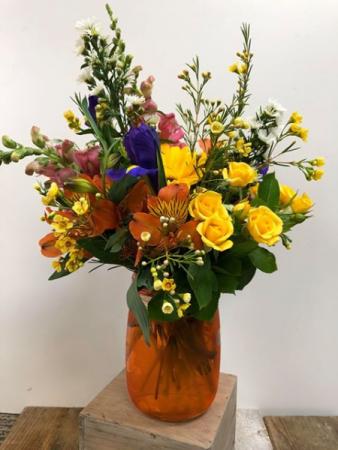 Flower Afternoon Fresh Arrangement