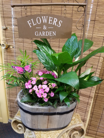 Flower and Garden Planter