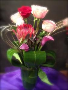 Flower Arrangement #003