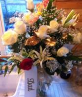 Flower Arrangement #005