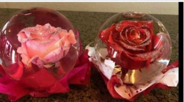 Flower ball Rose