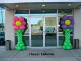 Flower Columns