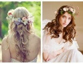 Flower Crown Hairpiece