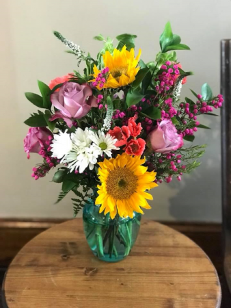Flower Delivery Club 3, 6, and 12 times/year Fresh Flowers